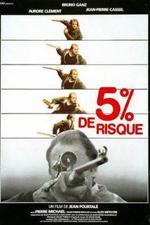 5 % de risques