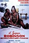 Signor Robinson, mostruosa storia d'amore e d'avventure, Il