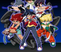 Bakuten shoot beyblade