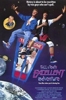 Skvělé dobrodružství Billa a Teda