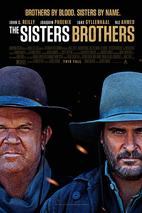 Plakát k filmu: The Sisters Brothers