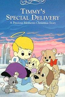 Timmy's Gift: Precious Moments Christmas