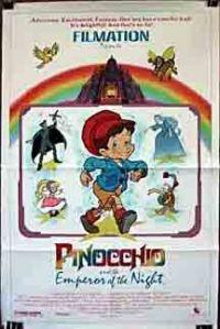 Pinocchio and the Emperor of the Night  - Pinocchio and the Emperor of the Night
