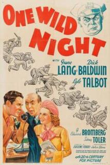 One Wild Night  - One Wild Night