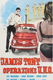 James Tont operazione U.N.O.