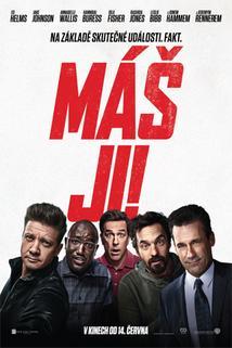Plakát k filmu: Máš ji!