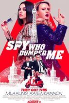 Plakát k filmu: Špión, který mi dal kopačky