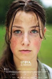 Utøya, 22. července