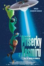 Plakát k filmu: Příšerky z vesmíru