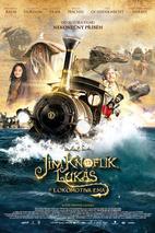 Plakát k filmu: Jim Knoflík, Lukáš a lokomotiva Ema