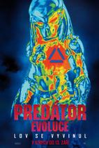 Plakát k filmu: Predátor: Evoluce