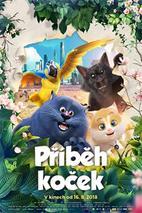 Plakát k filmu: Příběh koček