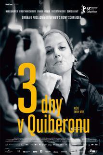 Plakát k filmu: 3 dny v Quiberonu