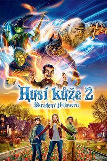 Plakát k filmu: Husí kůže 2: Ukradený Halloween