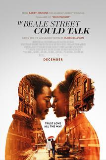 Plakát k filmu: Kdyby ulice Beale mohla mluvit