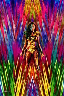 Plakát k filmu: Wonder Woman 1984