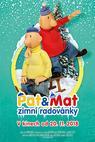 Plakát k filmu: Pat a Mat: Zimní radovánky