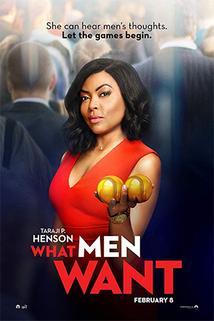 Plakát k filmu: What Men Want