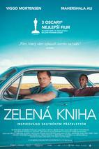 Plakát k filmu: Zelená kniha