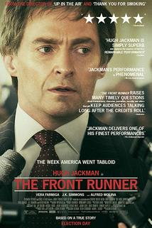 Plakát k filmu: The Front Runner