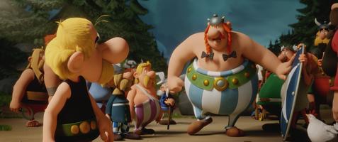 Asterix a tajemství kouzelného lektvaru 3D