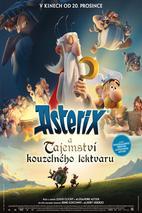 Plakát k filmu: Asterix a tajemství kouzelného lektvaru