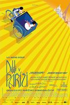 Plakát k filmu: Dilili v Paříži