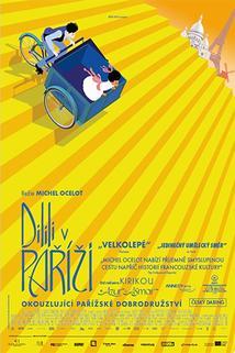 Dilili v Paříži  - Dilili à Paris