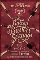 Plakát k filmu: The Ballad of Buster Scruggs: Trailer 2