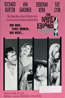Noc s leguánem  - The Night of the Iguana