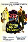 Bůh to vidí, pane Allisone (1957)