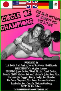 Circle of Champions the History of Woman's Pro Wrestling