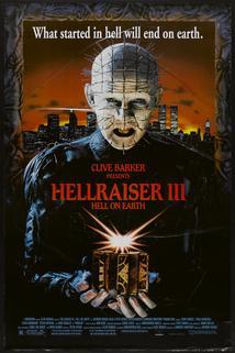 Hellraiser III: Peklo na Zemi  - Hellraiser III: Hell on Earth