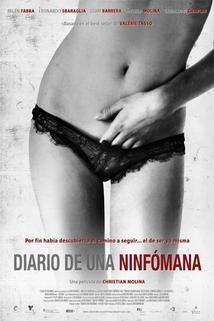 Plakát k filmu: Deník nymfomanky