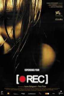 Plakát k filmu: Rec