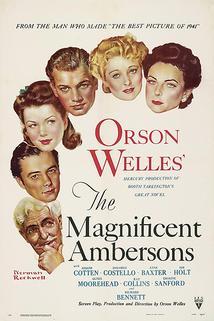 Plakát k filmu: Skvělí Ambersonové