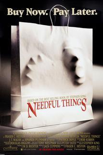 Obchodník s hrůzou  - Needful Things