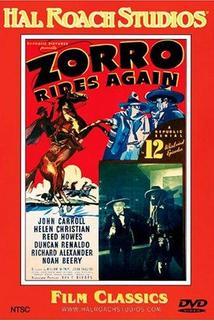 Zorro vítězí  - Zorro Rides Again