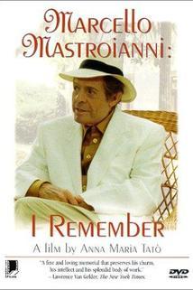 Marcello Mastroianni: mi ricordo, sì, io mi ricordo