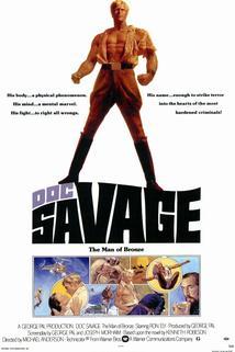 Muž z bronzu  - Doc Savage: The Man of Bronze