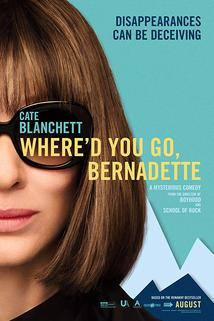 Plakát k filmu: Where'd You Go, Bernadette