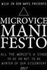 Microvice Manifesto