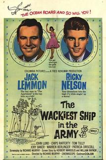 The Wackiest Ship in the Army  - The Wackiest Ship in the Army