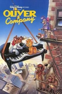 Oliver & Přátelé  - Oliver & Company