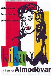 Plakát k filmu: Kika