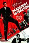 Passeport diplomatique agent K 8