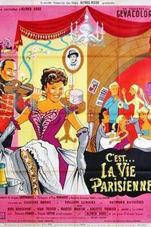 C'est la vie parisienne