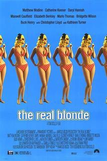 Opravdová blondýnka
