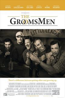 Pánská jízda  - The Groomsmen
