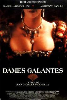 Galantní dámy  - Dames galantes